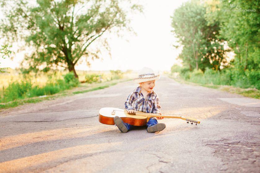 Тематична дитяча фотосесія