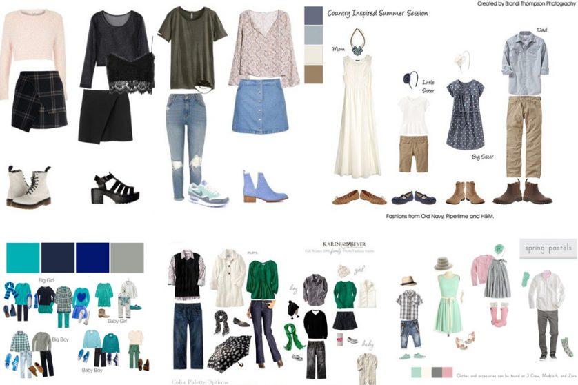 Одяг для фотосесії