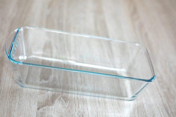 Скляна форма для запікання