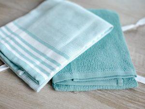Набір полотенець Maisonette Flat 40х60 см 2 шт